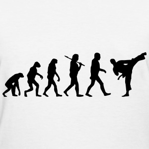 Evolution Karate Women's T-Shirts - Women's T-Shirt