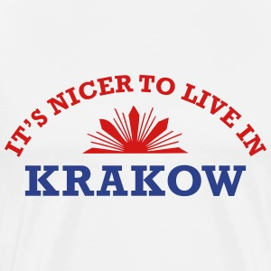 Krakow - Men's Premium T-Shirt