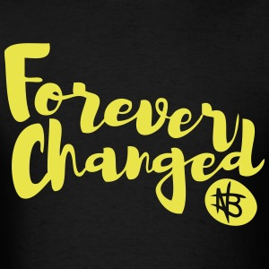 Forever Changed - Northbound Christian Apparel - Men's T-Shirt