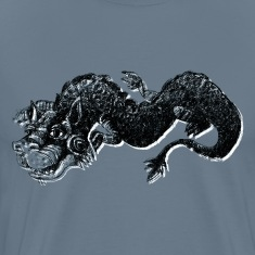 lucky dragon T-Shirts