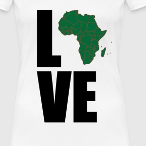 white love - Women's Premium T-Shirt