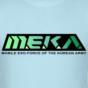 MEKA  - Men's T-Shirt