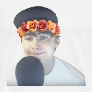 Leafyishere fan made shirt - Men's Premium T-Shirt