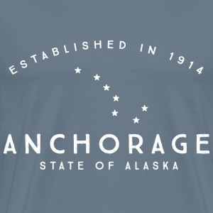 Anchorage T-Shirts - Men's Premium T-Shirt