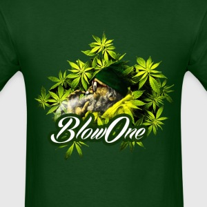 Blow One T-Shirt  - Men's T-Shirt