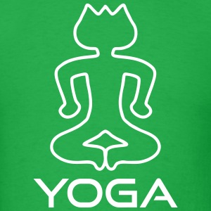 Yoga relaxation T-Shirts - Men's T-Shirt