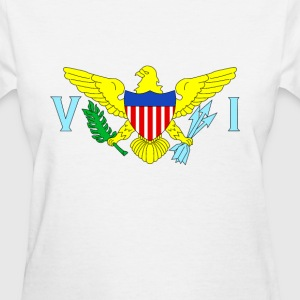 U.S. Virgin Islands - Women's T-Shirt
