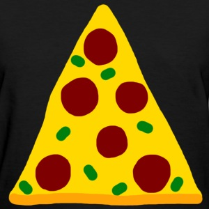 Pizza Women's T-Shirts - Women's T-Shirt