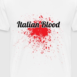 Italian Blood - Men's Premium T-Shirt