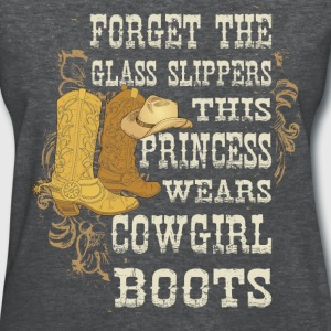 Boots - Cowgirl Boots - Women's T-Shirt