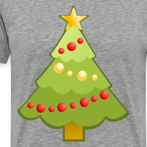 Christmas decoration tree T-Shirts - Men's Premium T-Shirt