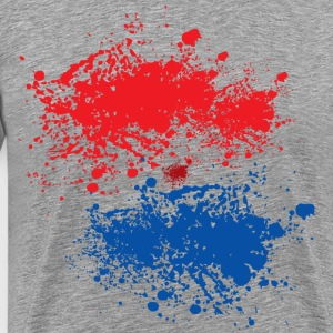 Luxembourg national flag T-Shirts - Men's Premium T-Shirt