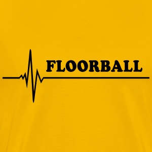 Floorball T-Shirts - Men's Premium T-Shirt