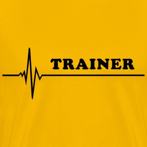 Trainer T-Shirts - Men's Premium T-Shirt