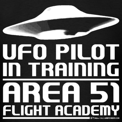 Area 51 UFO Pilot