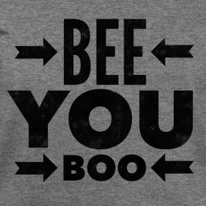 Be You Boo Long Sleeve Shirts - Women's Wideneck Sweatshirt