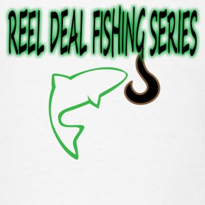 Reel Deal Fishing Series Tee - Men's T-Shirt