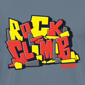 rock type - Men's Premium T-Shirt