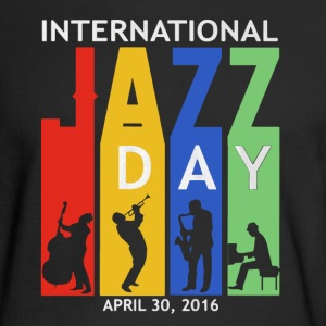 Jazz  Shirt - Men's Long Sleeve T-Shirt