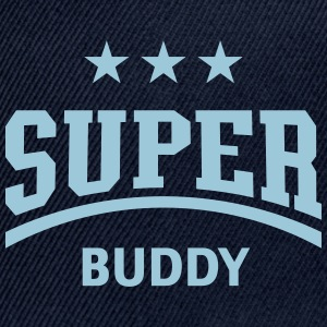 Super Buddy Sportswear - Snap-back Baseball Cap