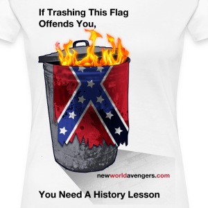 No, YOU need a history lesson - Women's Premium T-Shirt