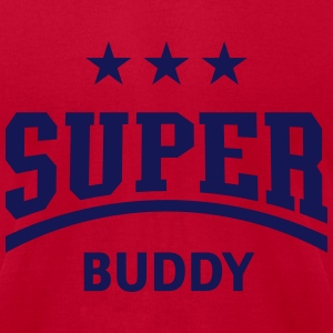 Super Buddy T-Shirts - Men's T-Shirt by American Apparel