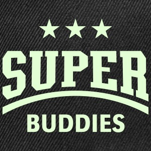 Super Buddies Sportswear - Snap-back Baseball Cap