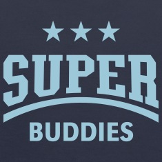 Super Buddies Sweatshirts