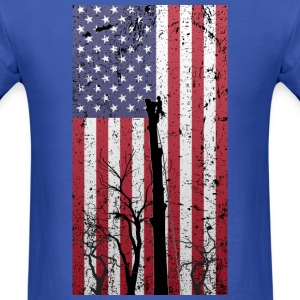 American Tree Climber - Men's T-Shirt