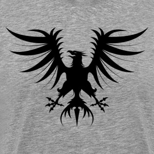 Griffin tattoo art - Men's Premium T-Shirt