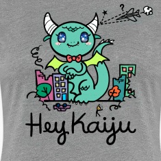 Hey Kaiju! Cute Monster
