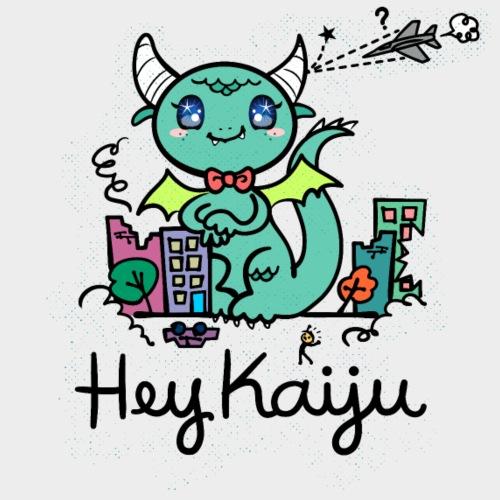 Hey Kaiju! Cute Monster