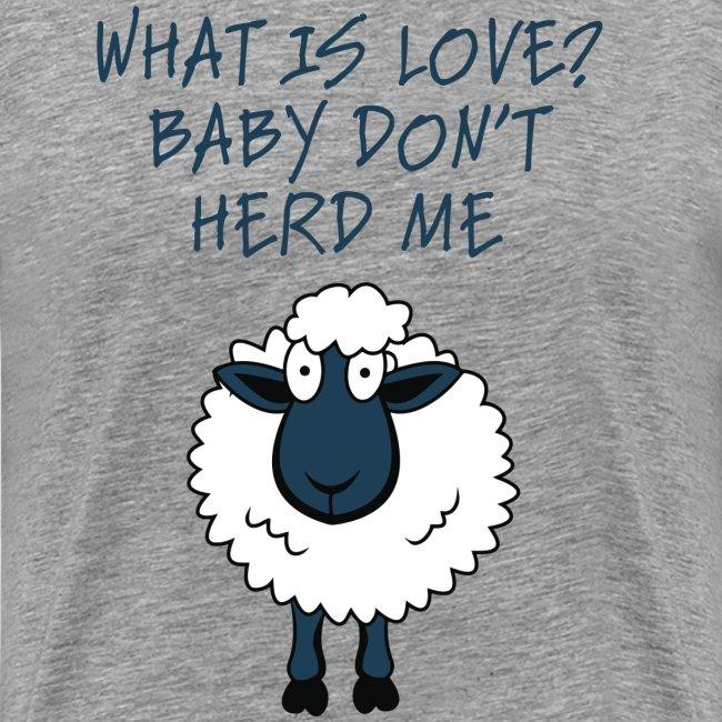 Don't Herd Me Tee (Unisex)