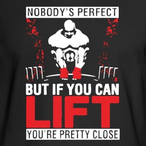 Lift Shirt - Men's Long Sleeve T-Shirt