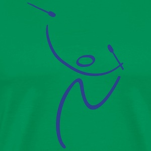 Rhythmic Gymnastics Clubs T-Shirts - Men's Premium T-Shirt
