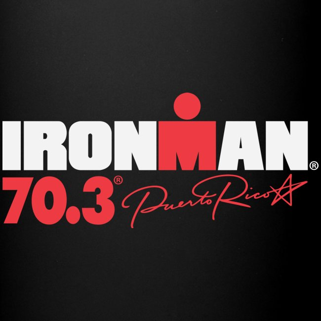 IRONMAN 70.3 Puerto Rico Full Color Mug