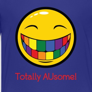 Totally AUsome Kid's Royal Blue Tshirt - Kids' Premium T-Shirt