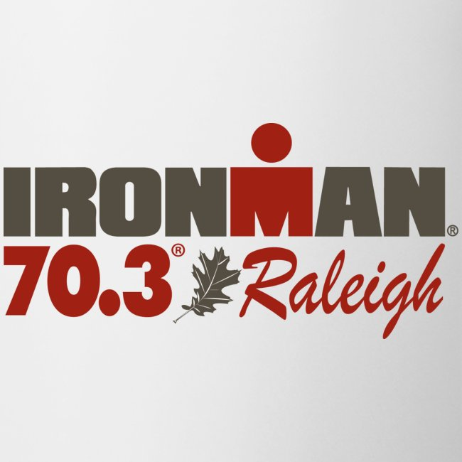 IRONMAN 70.3 Raleigh Coffee/Tea Mugh
