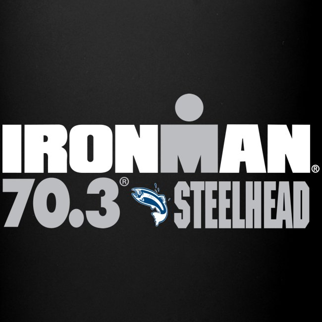 IRONMAN 70.3 Steelhead Full Color Mug