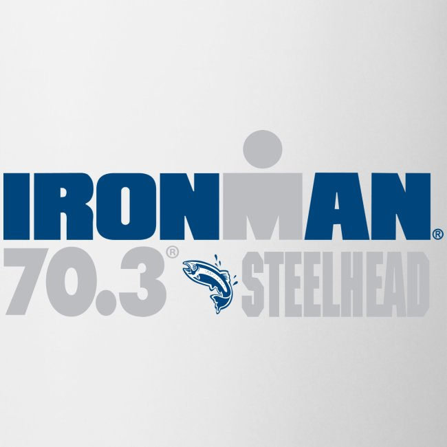 IRONMAN 70.3 Steelhead Coffee/Tea Mug