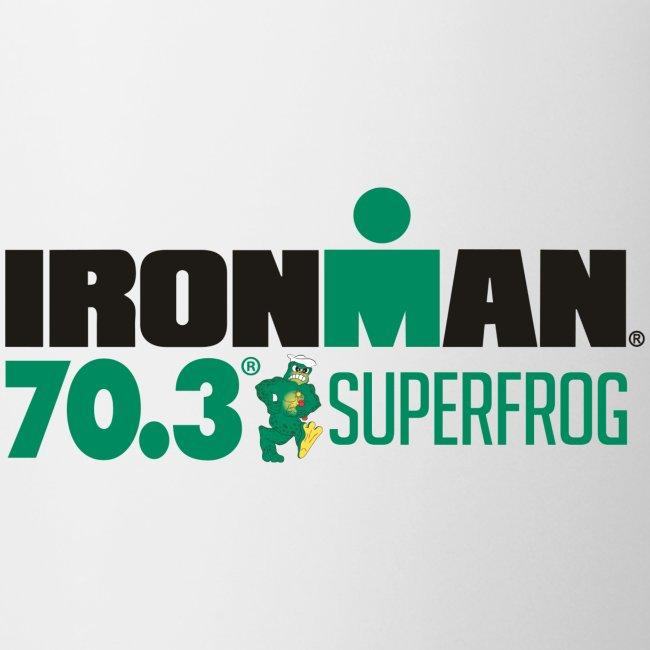 IRONMAN 70.3 Superfrog Coffee/Tea Mug