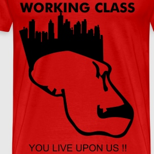 We Are Working Class - Men's Premium T-Shirt
