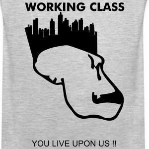 We Are Working Class - Men's Premium Tank