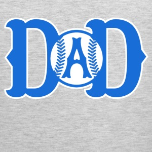 DAD BASEBALL - Men's Premium Tank