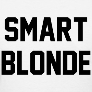 Smart blonde Women's T-Shirts - Women's T-Shirt