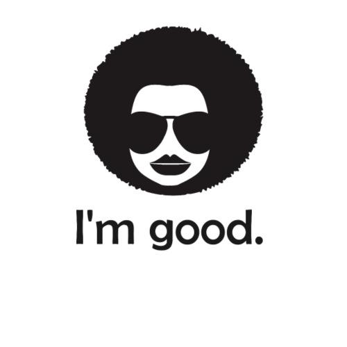 I'm good.