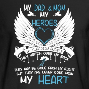 Dad And Mom Shirt - Men's Long Sleeve T-Shirt