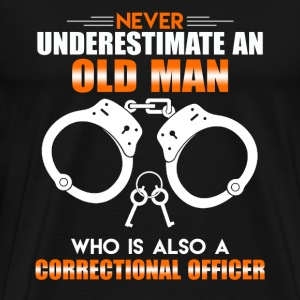 Correctional Officer Shirt - Men's Premium T-Shirt