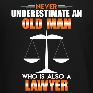 Old Man Lawyer - Crewneck Sweatshirt