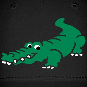 Alligator Croc by patjila2 Sportswear - Baseball Cap